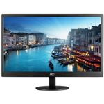 "Photo of AOC E2470SWH 23.6"" 16:9 1920x1080 FHD 1ms LCD Monitor"