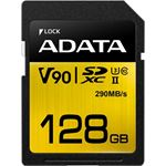A-Data ADATA Premier ONE UHS-II SDXC Card 128GB