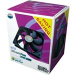 Photo of Cooler Master [Cooler Master] 12cm SLEEVE BEARING FAN (4 PCS IN 1)