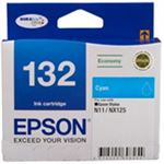 Epson 132 Economy Cyan Ink Cartridge For Stylus N11, NX125