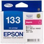 Photo of Epson 133 Standard Magenta Ink Cartridge For Stylus N11, NX125, NX420, WORKFORCE 320