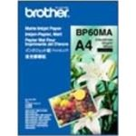 Photo of Brother BP-60MA Matt Inkjet Paper A4 (25 sheets)