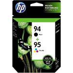 HP 94/95 Inkjet Combo Pack