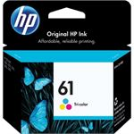 HP 61 Tri-color Ink Cartridge
