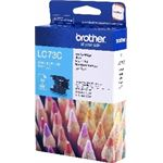 Photo of Brother LC73C, Cyan High Yield Inkjet Cartridge, 600 pages @ 5%