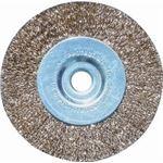 Photo of Jaz BDOR9259 Wire Wheel 13mm Shank 100 x .2mm Coated Steel