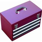 Photo of Torin TB134 Tool Box with 3 Drawers 435 x 240 x 275mm