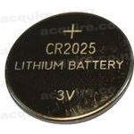 Photo of Varta CR2025 3V Lithium 130mAh Coin Battery 1pk