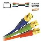 Photo of Connexia 3RCA - 3BNC RGB Component Cable (7.0m)