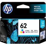 HP 62 Tri-color Ink Cartridge