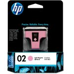 HP 02 AP Light Magenta Ink Cartridge