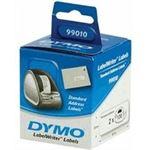 Photo of Dymo LabelWriter Address Labels Standard White 28 x 89 mm *