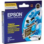 Photo of Epson T0632 DURABrite Ultra Cyan Ink SPECIAL CODE