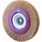 Photo of Jaz CT1005E99 Wide Face Wheel Crimped Multi Fit Bore 100 x 16 x .3mm Coated Steel