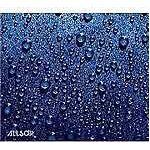 Allsop Raindrop Blue Clean Screen Cloth