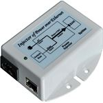 Photo of Tycon Power 48V 18W Surge Protected 802.3af PoE Inserter