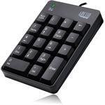 Photo of Adesso USB Spill Resistant 18-Key Numeric Keypad