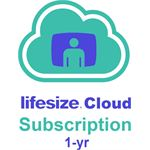 Photo of LifeSize Cloud Premium 15 - Up to 15 users - 1 Yr Subscription