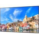"Samsung QM85F 84.5"" 120Hz UHD 500cd/m2, RS232 and RJ45 external control, 4 FHD PBP, 3x"
