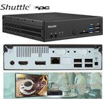 Photo of Shuttle DH110 SE LGA1151 DDR3L M.2 Slim Barebone PC NO RS232