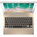 "Brydge 12.9 Wireless Keyboard in stylish Gold for iPad Pro 12.9"""