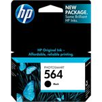 HP 564 Black Ink Cartridge Tri Pack