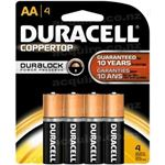 Photo of Duracell AA4