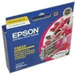 Photo of Epson T0633 DURABrite Ultra Magenta Ink SPL CODE