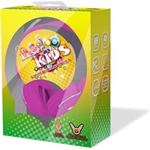 Laser Headphones Stereo Kids Friendly Colourfu