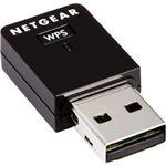 Netgear WNA3100M N300 Wireless USB Mini Adapter, USB 2.0, 802.11 b/g/n 2.4 GHz 300Mbps
