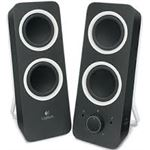 Photo of Logitech Z200 Multimedia Speakers - Midnight Black