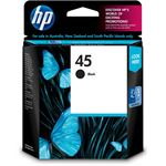 HP 45A Black Ink Cartridge