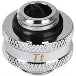 Thermaltake Pacific G1/4 Male to Male 10mm Extender - Chrome
