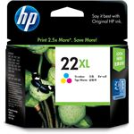 HP 22XL Tri-color Ink Cartridge