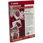 Photo of Canon A4 High Resolution Paper 110GSM 200 SheetsHR101