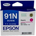 Photo of Epson T107 91N Value Magenta Ink Cartridge For Stylus C90, CX5500, T20, T21, TX100