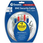 Photo of Swann Communications SWANN 60 METRE BNC EXTENSION CABLE WHITE
