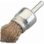 Photo of Jaz BD2601E End Brush 6mm Arbor 26 x 30 x .3mm Coated Steel 10000/20000 RPM
