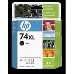 HP 74XL Black Inkjet Print Cartridge