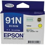 Photo of Epson T107 91N Value Yellow Ink Cartridge For Stylus C90, CX5500, T20, T21, TX100