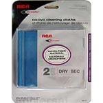 Photo of RCA Discwasher RCA Lint Free CD Cloth