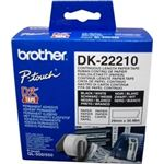 Photo of Brother Bro DK-TAPE DK22210 29mm x 38.40m roll