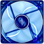 Photo of Deep Cool Deepcool Case Fan 12cm - 25mm Thick Transparent Black with Blue LED
