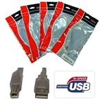 ANYWARE USB 2.0 A-B 2 METRE
