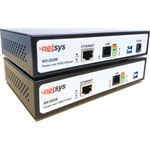 NETSYS Ethernet Extender Kit with PoE over single twister pair