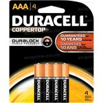 Photo of Duracell AAA4