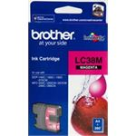 Photo of Brother LC38 Magenta Ink Cartridge