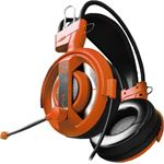 Photo of E-BLUE Cobra-I gaming Headset with Microphone - Orange Edition