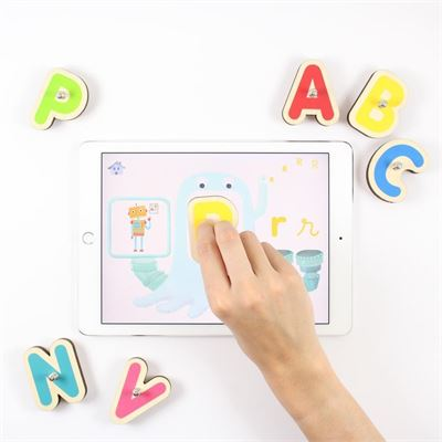 Marbotic Education STEM Smart Letters - Interactive Learning (SL15)