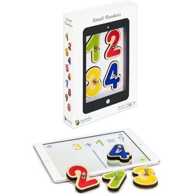 Marbotic Education STEM Smart Numbers - Interactive Math Learning Toy for Tablets
